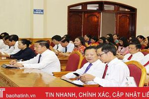 Cán bộ, đảng viên Hà Tĩnh hưởng ứng cuộc thi tìm hiểu lịch sử Đảng Cộng sản Việt Nam