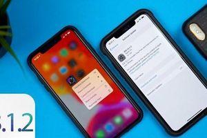 Apple liên tục phát hành bản cập nhật iOS 13 vá lỗi cho iPhone