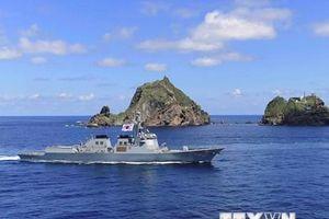 Hàn Quốc cực lực phản đối Nhật Bản tuyên bố chủ quyền đối với Dokdo