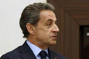 Cựu Tổng thống Pháp Nicolas Sarkozy đứng trước nguy cơ bị xét xử