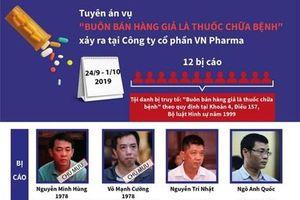 Tuyên án vụ 'buôn bán hàng giả là thuốc chữa bệnh' xảy ra ở VN Pharma