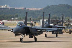 Hàn Quốc lần đầu tiên phô diễn sức mạnh chiến đấu cơ F-35