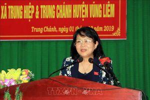 Phó Chủ tịch nước Đặng Thị Ngọc Thịnh: Không 'nương tay' với tội phạm ma túy