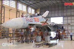 Việt Nam 'tăng tuổi thọ' máy bay Su-27 hiện đại thế nào?