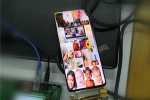 Honor V30 5G sắp ra mắt, màn hình đục lỗ với hai camera selfie