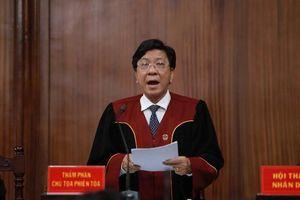 Nguyên Tổng giám đốc VN Pharma Nguyễn Minh Hùng bị tuyên 17 năm tù