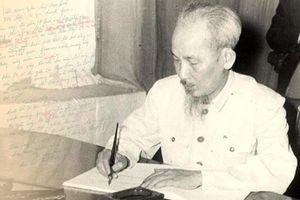 50 năm Di chúc của Chủ tịch Hồ Chí Minh: Văn kiện lịch sử vô giá của dân tộc
