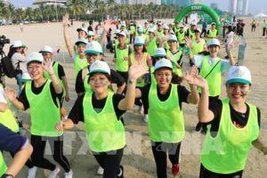 Đà Nẵng chạy Marathon 'Vì sự bình yên của trẻ thơ'