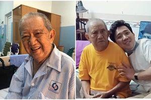 Trấn Thành đến thăm hỏi nghệ sĩ Mạc Can tại nhà riêng và trao tặng 150 triệu đồng