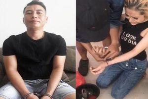 Hot girl 20 tuổi trong đường dây ma túy 'khủng' ở Sài Gòn bị bắt giữ