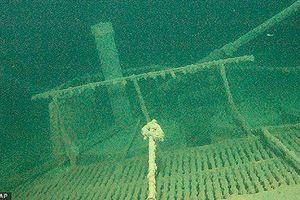 Tìm thấy xác 'tàu ma' sau 118 năm và câu chuyện mất tích kỳ bí