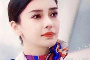 Xuất hiện chỉ 10 giây, Angelababy bất ngờ chinh phục được khán giả bằng cảnh khóc trong 'Trung Quốc cơ trưởng'