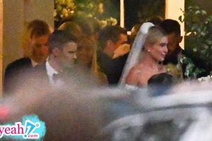 Hé lộ những hình ảnh trong đám cưới của Justin Bieber và Hailey Baldwin