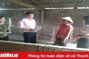 Ngành ngân hàng đồng hành, gỡ khó cho người chăn nuôi