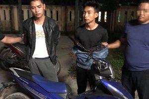 300 trinh sát truy bắt hai nghi phạm sát hại nam sinh chạy Grab