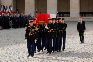 Nguyên thủ nhiều nước dự quốc tang cựu Tổng thống Pháp Jacques Chirac