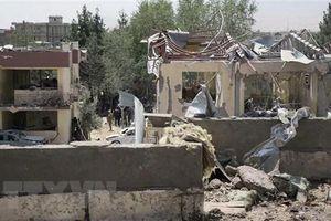 Afghanistan: Đụng độ với Taliban, 11 cảnh sát cảnh sát thiệt mạng