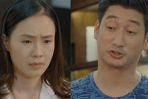 'Hoa hồng trên ngực trái' tập 17: Muốn cưới bồ nhí, Thái dùng 350 triệu đồng ép vợ ly hôn
