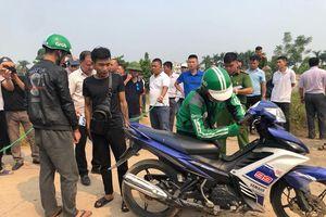 Kẻ sát nhân máu lạnh thực nghiệm hành vi sát hại nam sinh lái Grab Bike ở Hà Nội