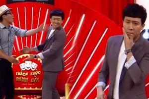 Xôn xao clip Trấn Thành bị thí sinh tát liên tục vào mặt trong 'Thách thức danh hài'