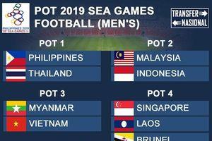 Lùi lịch bốc thăm SEA Games, U22 Việt Nam hồi hộp chờ đối thủ
