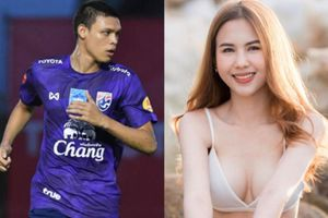 3 bóng hồng làng báo Thái Lan, có cả bạn gái tiền đạo xứ chùa Vàng