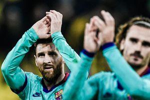 Griezmann: 'Rất khó để bắt chuyện với Messi'