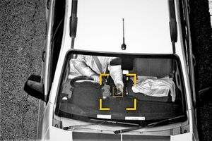 Lắp camera thông minh, nhận biết tài xế dùng điện thoại khi lái xe