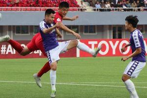 Bất lực trước hàng phòng ngự 'tuyển' Triều Tiên, CLB Hà Nội tan mộng vào chung kết AFC Cup