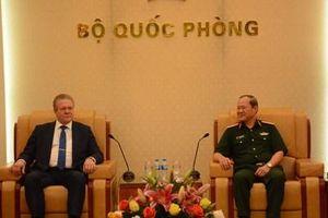 Thúc đẩy quan hệ hợp tác quốc phòng giữa Việt Nam và LB Nga