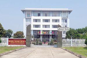 Xử lý nghiêm các tập thể, cá nhân sai phạm tại BQL Khu kinh tế mở Chu Lai