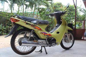 Chi tiết Honda Wave Thái 'đắp chiếu' 19 năm ở VN