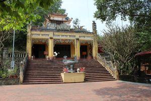 Di tích lịch sử đền thờ nữ tướng Lê Chân ở Đông Triều