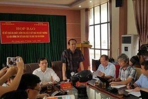 Hà Giang: Công bố danh sách 151 cán bộ, đảng viên liên quan vụ gian lận thi cử