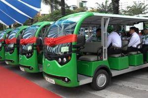 Hà Nội: Dự kiến đưa xe buýt điện vào hoạt động vào năm 2021