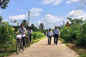 Nông thôn mới huyện Vĩnh Cửu (tỉnh Đồng Nai): Trên đà phát triển ổn định và bền vững