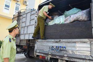 Quảng Ninh: Bắt giữ 26 tấn than ko rõ nguồn gốc