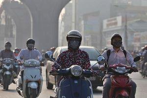 Nguyên nhân gây ô nhiễm không khí tại Hà Nội