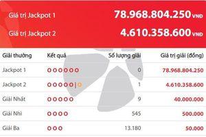Xổ số Vietlott: Vừa có người trúng giải Jackpot hơn 4,6 tỷ đồng ngày hôm qua