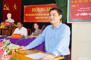 Bí thư Tỉnh ủy: Không nóng vội thu hút các dự án ảnh hưởng đến đời sống người dân