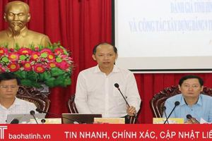TP Hà Tĩnh dốc sức 3 tháng cuối năm để hoàn thành 18 chỉ tiêu KT-XH 2019