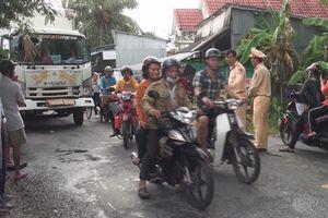 Tài xế xe tải trần tình việc lái xe tông vào nhà dân ở Cà Mau
