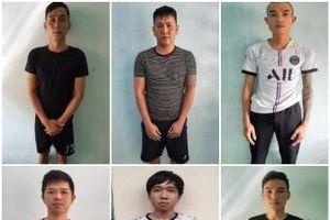 Bắt thêm 6 đối tượng trong vụ hành hung 3 chiến sĩ công an