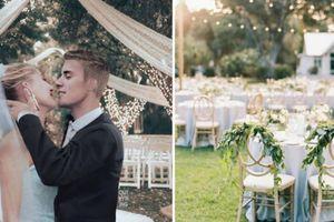 Đám cưới của Justin Bieber chơi trội gấp 5 lần so với Song Joong Ki