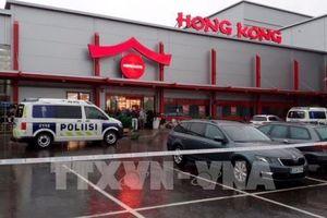 Cảnh sát Phần Lan xác nhận vụ tấn công bằng dao làm 10 người thương vong