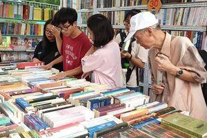 Khai mạc Hội sách 'Hà Nội – Thành phố vì hòa bình'