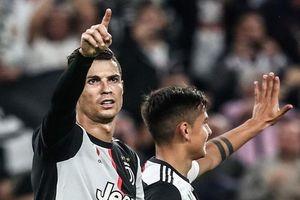 Ronaldo thiết lập thêm hàng loạt kỷ lục mới tại Champions League
