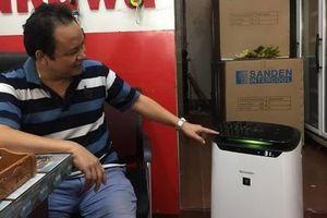 Ô nhiễm nghiêm trọng, người dân Hà Nội chi tiền triệu mua máy lọc không khí