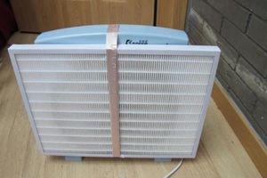 Chỉ với 300k, chị em có thể tự chế máy lọc không khí để đối phó ô nhiễm