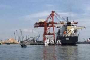 Cục trưởng Cục hàng hải: 'Chất thải nạo vét luồng Quy Nhơn sẽ đổ trên bờ'